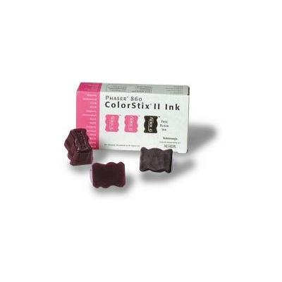 Xerox inkt stick: 2 Magenta + 1 Free Black ColorStix II Ink