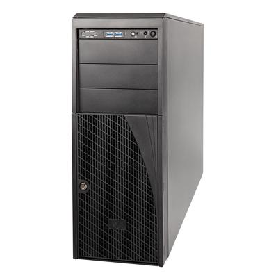 Intel P4304XXMUXX Behuizing - Zwart