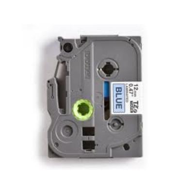 Brother Tape TZE531 Labelprinter tape - Blauw