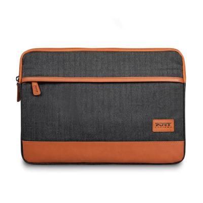 "Port designs laptoptas: BAHIA Sleeve 13.3/14"" - Grijs"