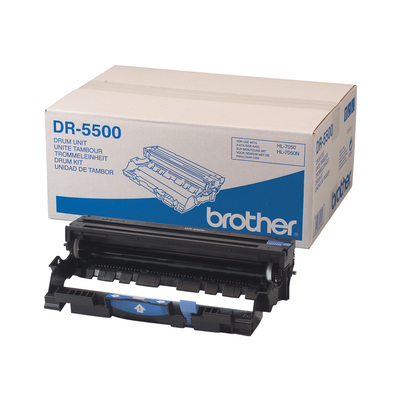 Brother drum: Drum for Laser Printer - Zwart