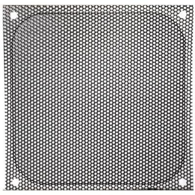 Lian li luchtfilter: PT-AF14-1B - 1 x 140mm washable Steel Air Filter, black - Zwart