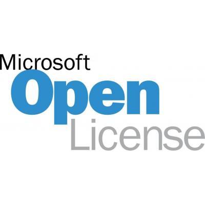 Microsoft 5HU-00256 software licentie