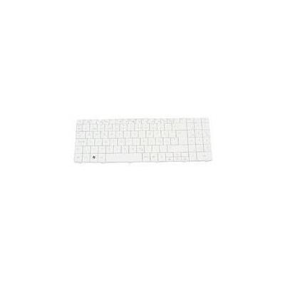 Packard Bell Keyboard Nordic White Toetsenbord - Wit