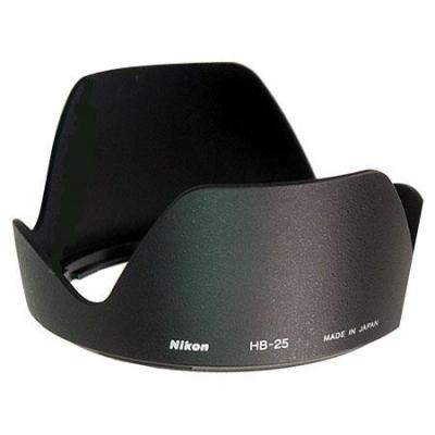 Nikon lenskap: HB-25 - Zwart