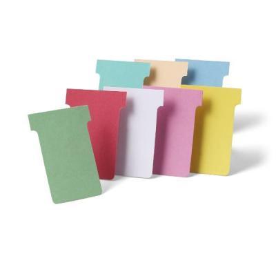 Nobo planningsysteem: T-Cards - Beige