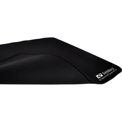Sandberg Gamer Mousepad XL Muismat - Zwart