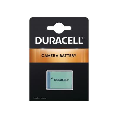 Duracell Digitale Camera Accu 3,7V 1010mAh - Zwart
