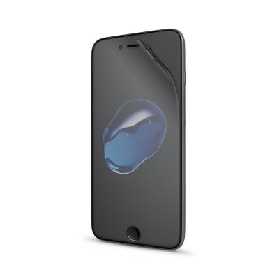 BeHello iPhone 6 Plus / 6S Plus / 7 Plus Anti Fingerprint Glossy Transparent Screen protector - Transparant
