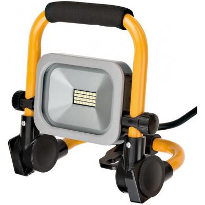 Brennenstuhl work light: ML DN 2810 FL 5M DE 3925 - Zwart, Oranje, Zilver