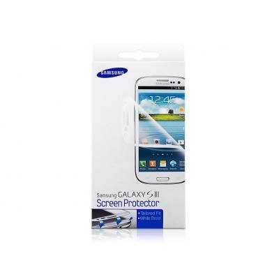 Samsung screen protector: ETC-G1G6 - Zwart, Transparant