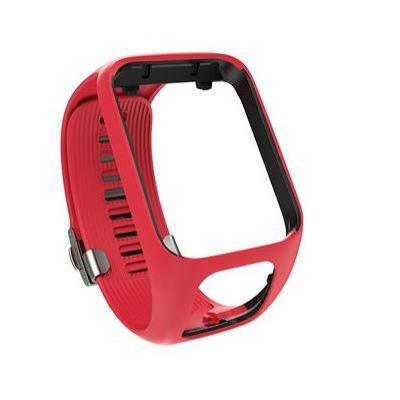 Tomtom : premium-horlogebandje (rood - small)