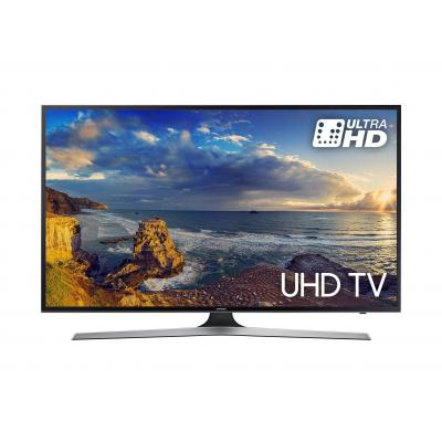 Samsung led-tv: UE43MU6120W - Zwart