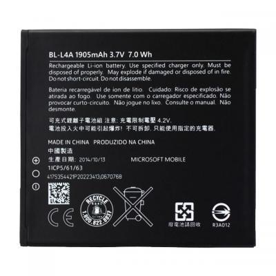Microsoft antenne: BL-L4A Accu Li-Ion 1905 mAh Bulk