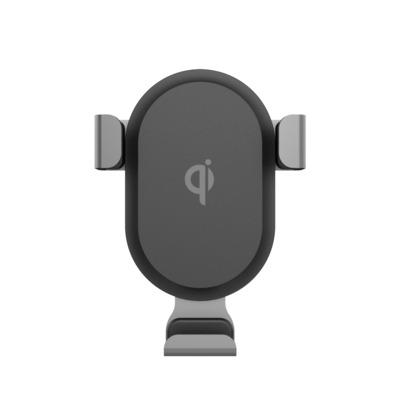 BeHello Wireless Car Charger Fast Charger 10W zwart Oplader