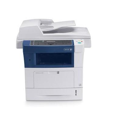 Xerox multifunctional: WorkCentre 3550 - Blauw, Wit