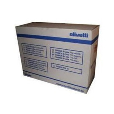 Olivetti d-Copia 45/55, 30.000 pages, Black Drum - Zwart
