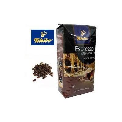 Tchibo koffie: Espresso Mailander art koffie bonen 8x1000 gram
