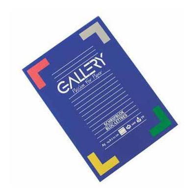 Gallery GALLERY SCHRIJFB A5 70G 100V L