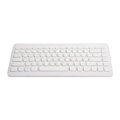 Acer toetsenbord: Keyboard CHICONY KG-0917 RF2.4 105KS White UK - Wit, QWERTY