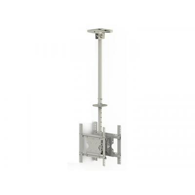 Multibrackets flat panel plafond steun: Public Ceilingmount Medium - Wit