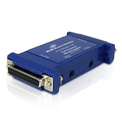 Baaske Medical 2005744 Kabel adapter - Blauw