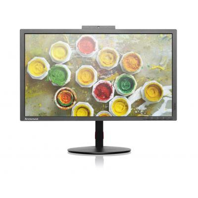 Lenovo ThinkVision T2424z monitor - Zwart