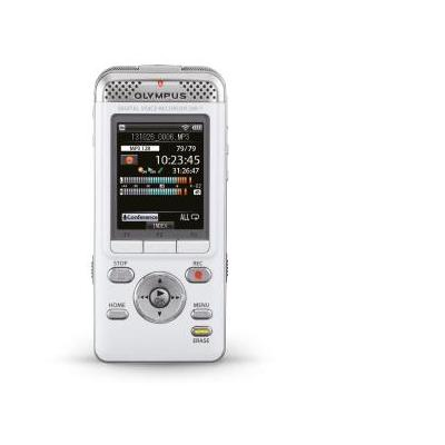 Olympus voice recorder: DM-7 - Wit