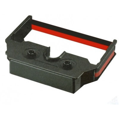 Epson ERC02IIBR Printerlint - Zwart, Rood