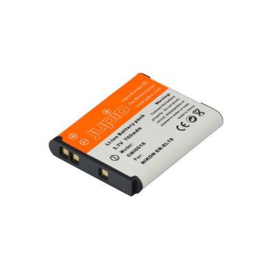 Jupio batterij: 700mAh, Li-Ion, 3.7V - Oranje, Wit