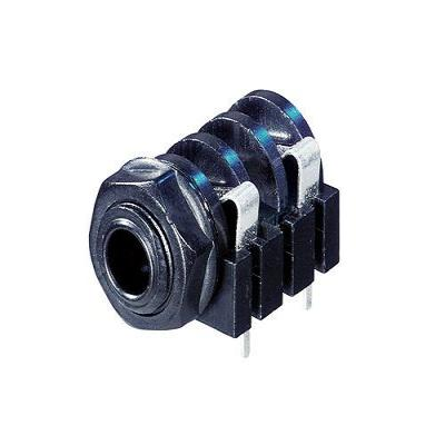 Neutrik NTR-NYS2162 Kabel connector - Zwart, Zilver