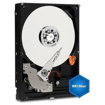"Western Digital WD Blue 4TB 5400rpm 3,5"" SATA Interne harde schijf"