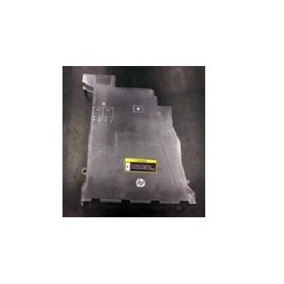 Hewlett Packard Enterprise Airflow baffle - Translucent plastic baffle that mounts behind the .....