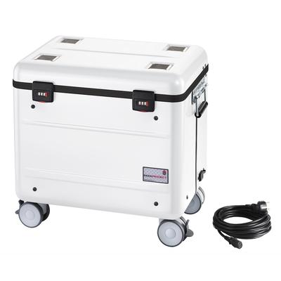 Parat Case i10 wit, Smartcase fit Opbergdozen voor hulpmiddelen