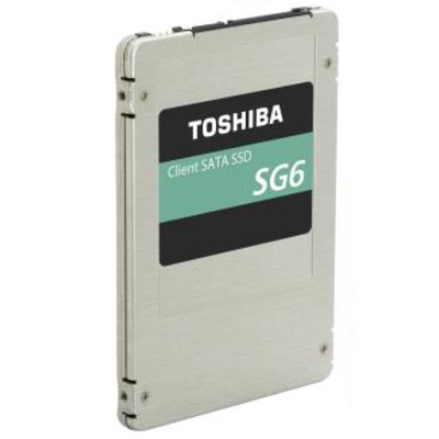 Toshiba SSD: CLIENT - Zilver