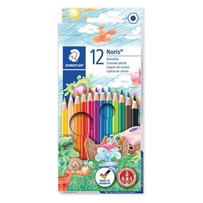 Staedtler potlood: 144 NC12 - Multi kleuren
