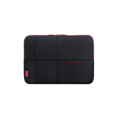Samsonite Airglow Laptoptas - Zwart, Rood