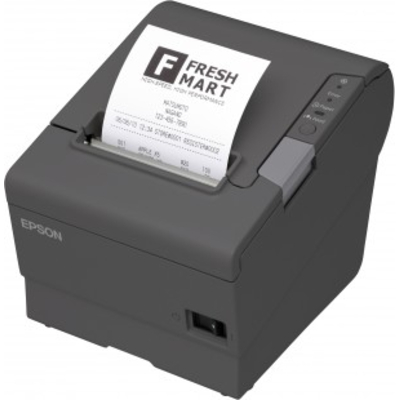 Epson TM-T88V Pos bonprinter - Grijs
