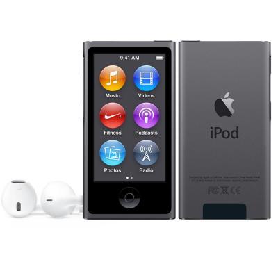 Apple MP3 speler: iPod Nano 16GB - Grijs