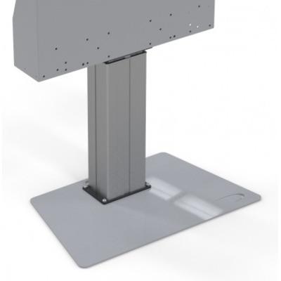 ErgoXS Vloerplaat voor EBT4100 (XL) TV standaard - Grijs
