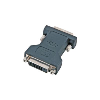 EFB Elektronik 2 x DVI-D 24+1, F/F, black Kabel adapter - Zwart