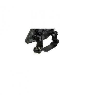 "Zebra 2 mount adapter arms for VC50 bracket, 8.89 cm (3.5"") , with bolts Montagekit - Zwart"