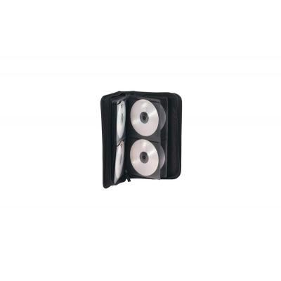 ASSMANN Electronic 48 DVD/CD, 170 x 40 x 290 mm - Zwart