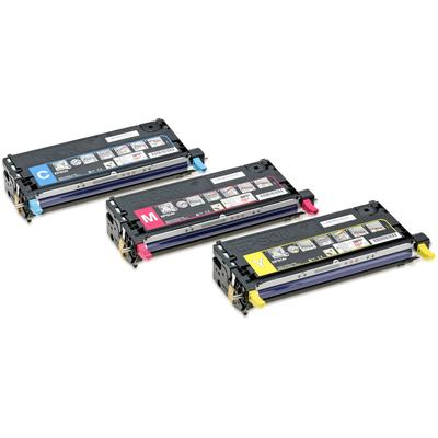Epson geel S051128 AcuBrite Toner