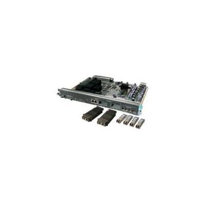Cisco switchcompnent: Catalyst 4500 Supervisor V-10GE, 2x10GE (X2) & 4x1GE (SFP)