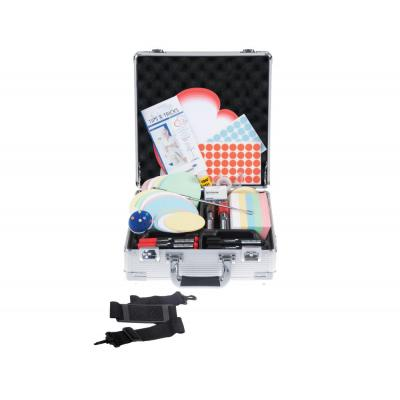 Legamaster Practic workshop case 2183pcs Board accessorie - Verschillende kleuren