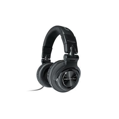 Denon koptelefoon: 53mm Drivers, 36 Ohms, 5-33kHz, 3500mW - Zwart