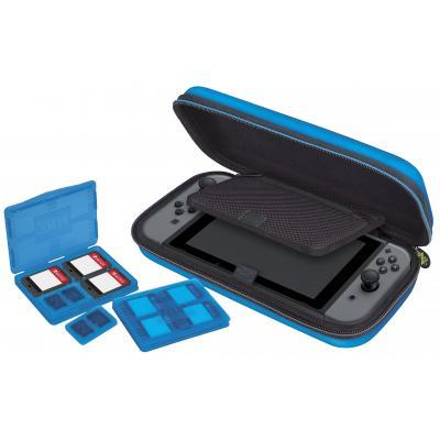 """Bigben interactive spel accessoire: Deluxe Travel Case Official """"Zelda"""" - Blauw"""