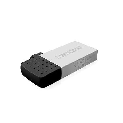Transcend JetFlash 380S 64GB USB flash drive - Zilver