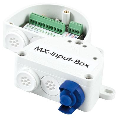 Mobotix MX-Input-Box Beveiligingscamera bevestiging & behuizing - Wit